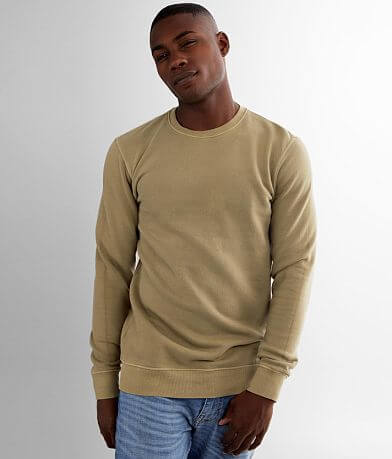 Outpost Makers Washed Crew Neck Sweatshirt