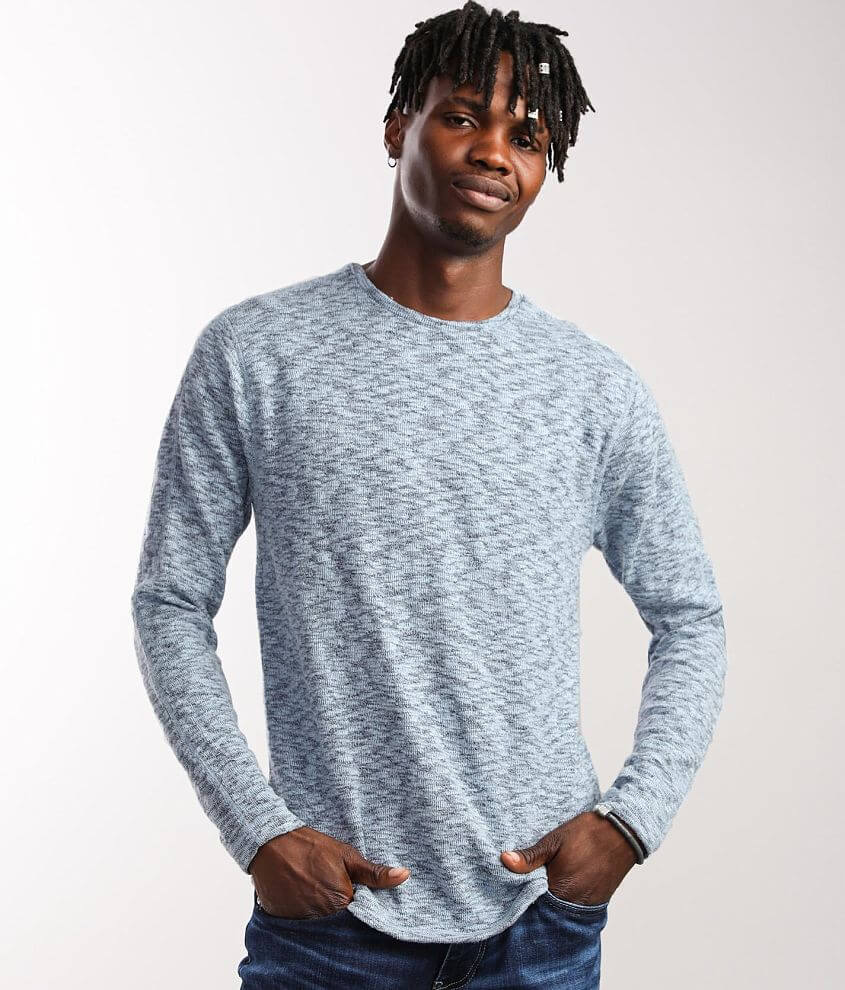 Outpost Makers Marled Pullover front view