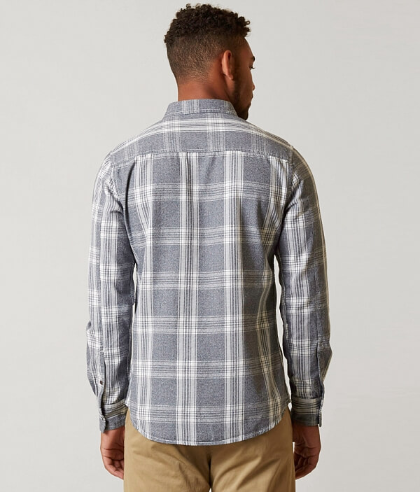 Makers Outpost Outpost Shirt Plaid Makers qxUv7HE