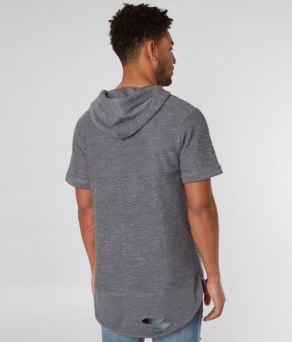T Edge Raw Industries Shirt Hooded Nova 6qSRZxIwW