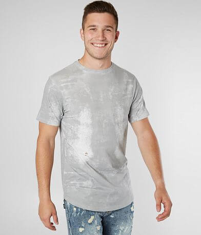 Nova Industries Destructed Stretch T-Shirt