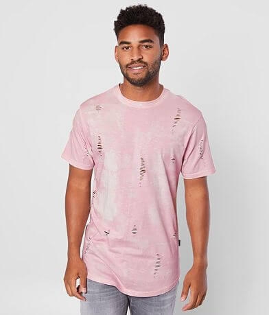 Nova Industries Washed Long Body T-Shirt