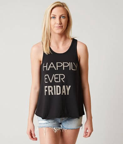 twine & stark Happily Ever Friday Tank top
