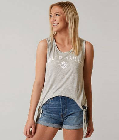 twine & stark Hello Sailor Tank top