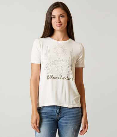 Modish Rebel Follow Adventure T-Shirt