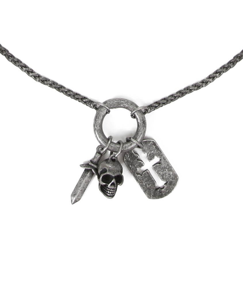BKE Loy Necklace front view