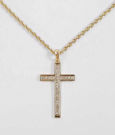 BKE Cross Necklace