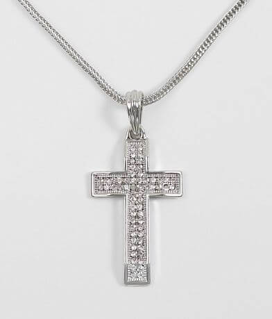 BKE Cross Necklace