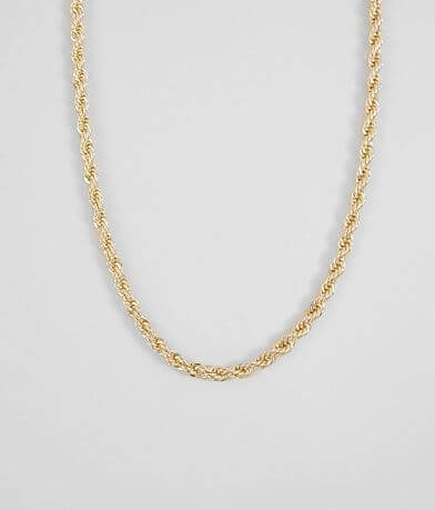 BKE Gold Chain Necklace