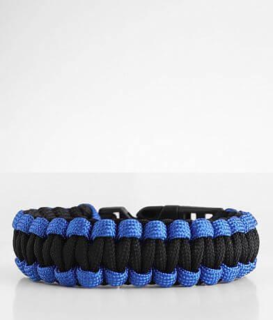 BKE Military Corded Bracelet