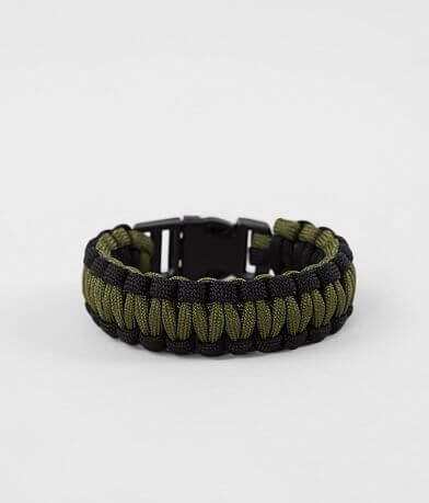 BKE Military Corded Bracelet