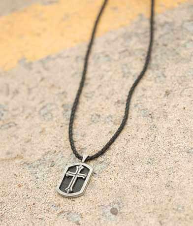 BKE Kolt Cross Necklace