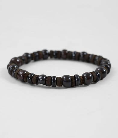 BKE Glass Bead Bracelet