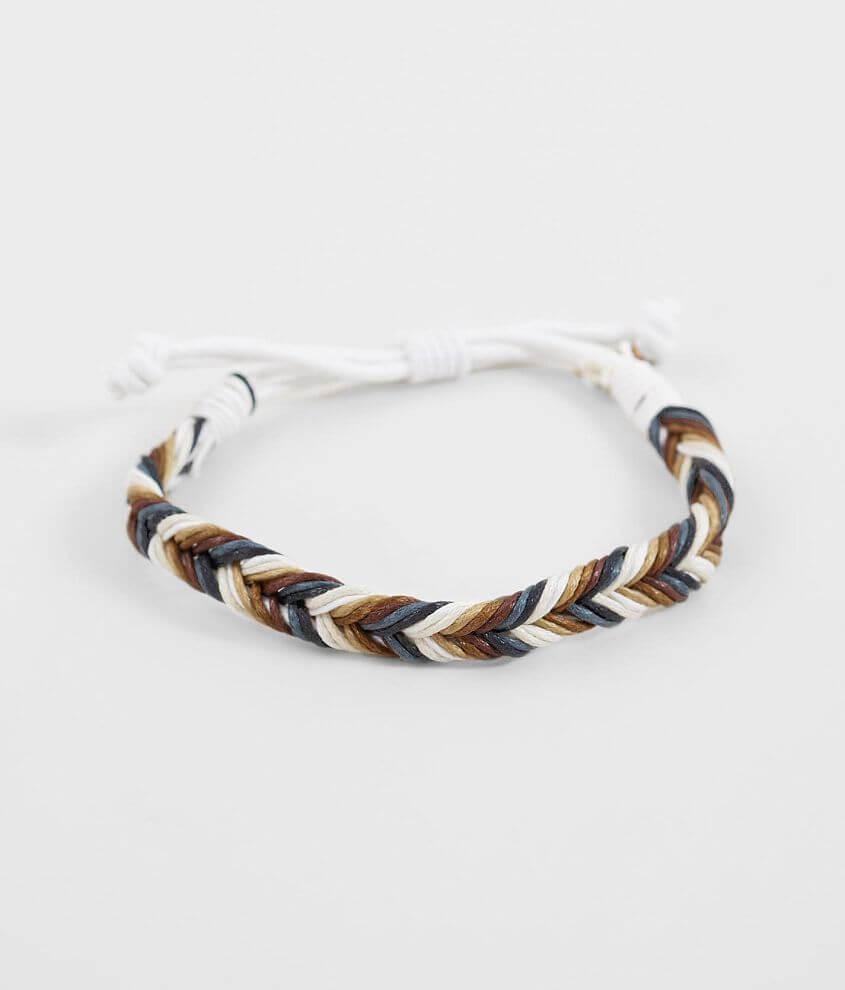 BKE Braided Bracelet front view
