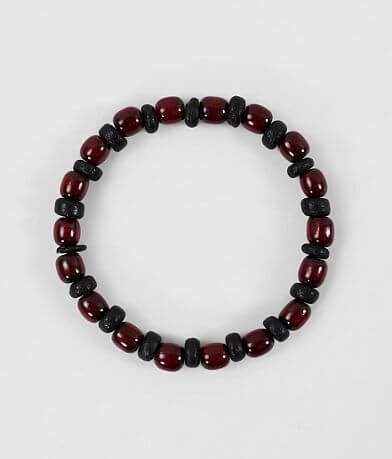BKE Wooden Beaded Bracelet