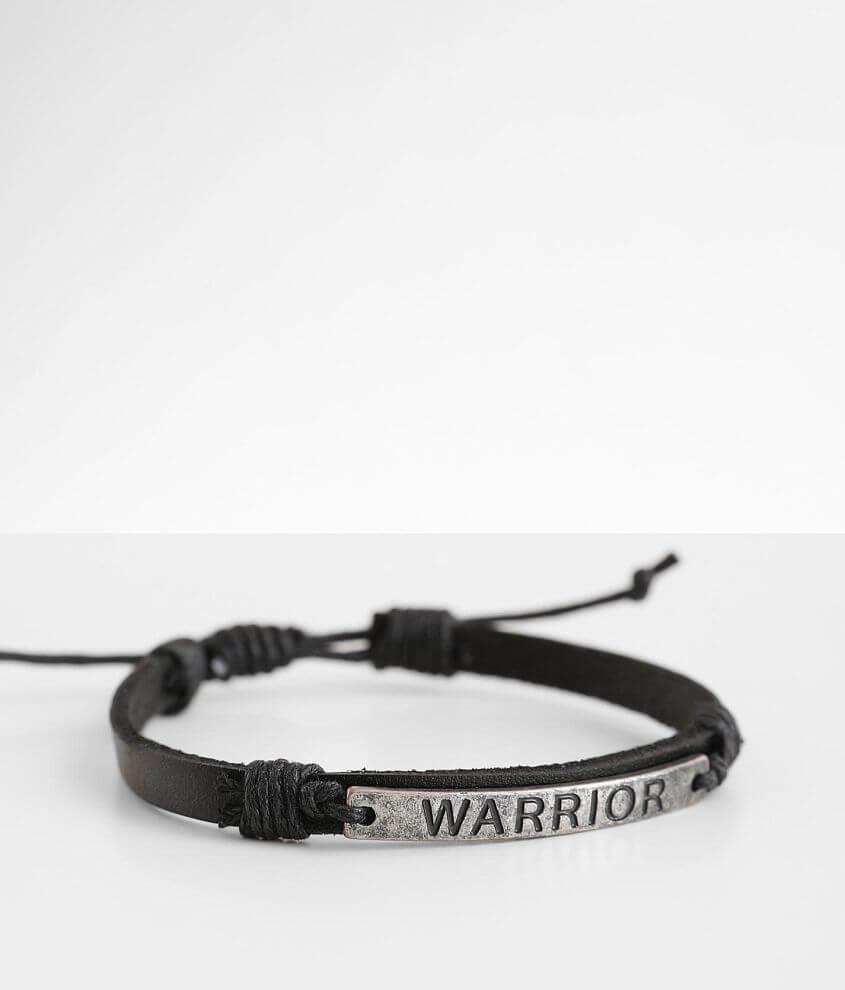 BKE Warrior Bracelet front view