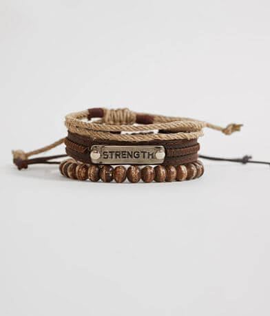 BKE Strength Bracelet Set
