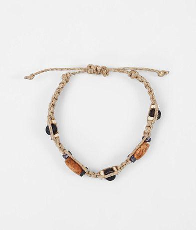 BKE Jute Braided Bracelet