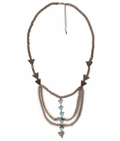Daytrip Embossed Necklace