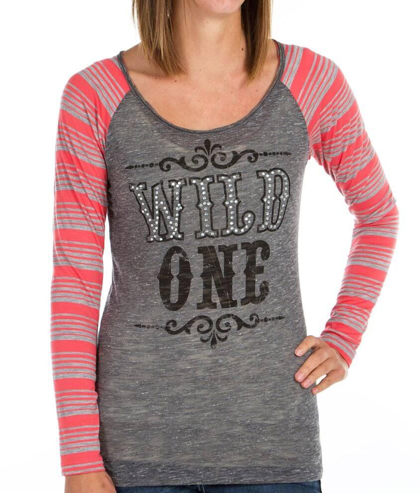 Daytrip Wild One T-Shirt front view