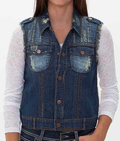 Daytrip Denim Vest