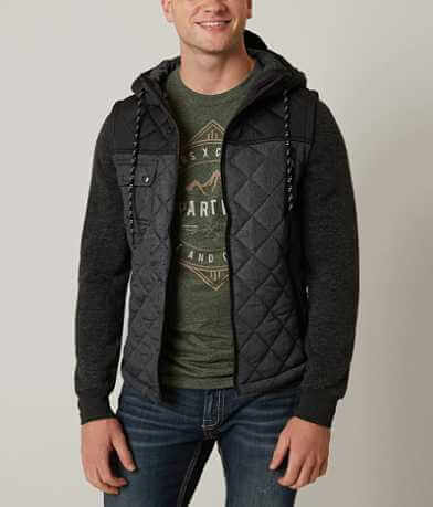Astronomy Quilted Jacket