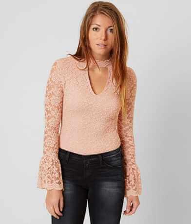 Coco + Jaimeson Lace Bodysuit