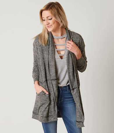 Coco + Jaimeson Striped Cardigan