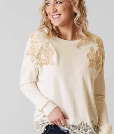 Coco + Jaimeson Rose Sweatshirt