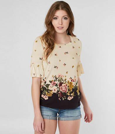 Coco + Jaimeson Floral Top