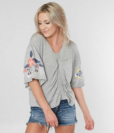 Coco + Jaimeson Ruched Top