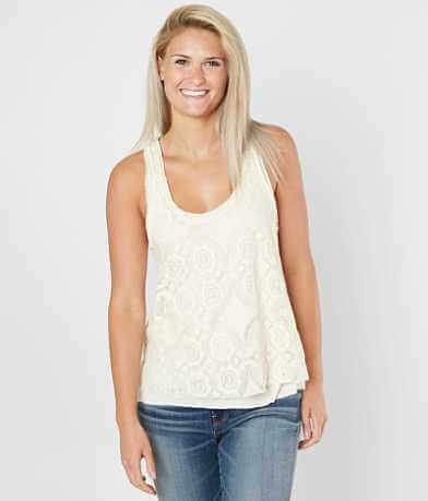 Coco + Jaimeson Layered Tank Top