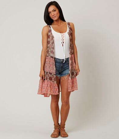 Coco + Jaimeson Printed Vest