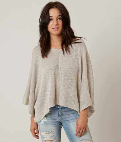 Coco + Jaimeson Open Weave Sweater