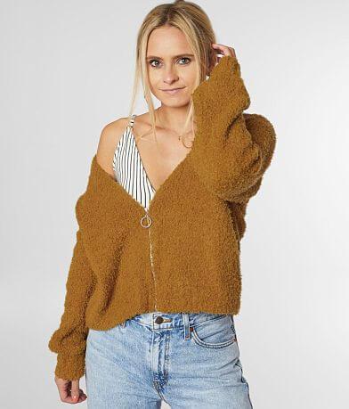 Coco + Jaimeson Cozy V-Neck Cardigan Sweater