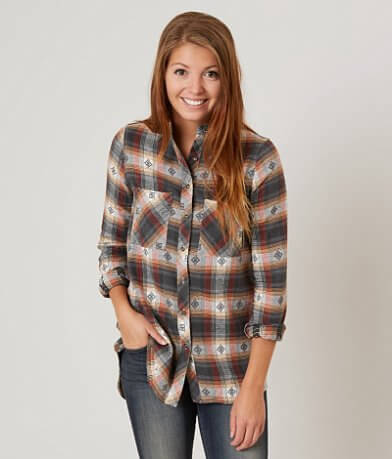 Coco + Jaimeson Plaid Shirt