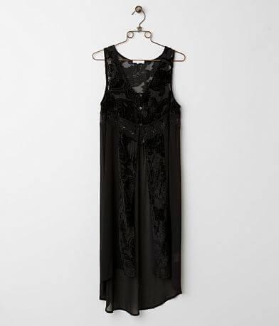 Coco + Jaimeson Velvet Vest