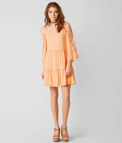 Coco + Jaimeson Cold Shoulder Dress