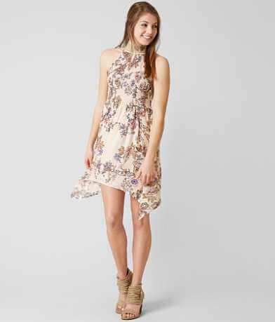 Coco + Jaimeson High Neck Dress