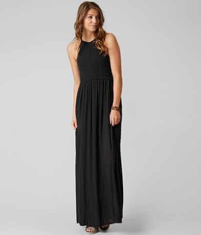Coco + Jaimeson Solid Maxi Dress