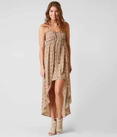 Coco + Jaimeson Printed Maxi Dress