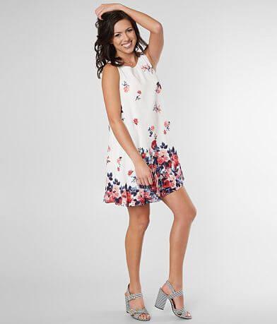 520eb83d3 Coco + Jaimeson Floral Swing Dress