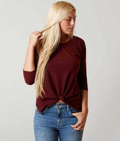 Coco + Jaimeson Fleece Top