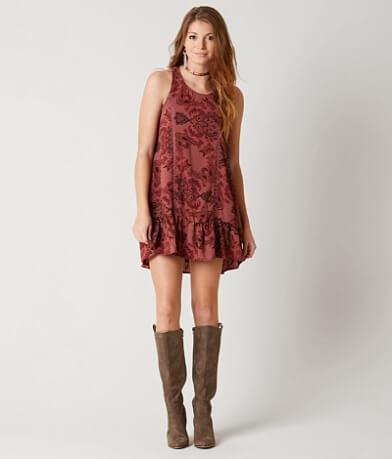 Taylor & Sage Paisley Dress