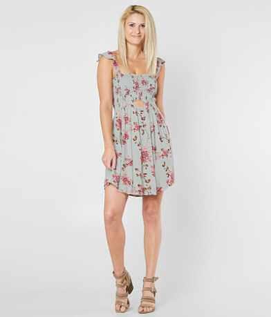 Taylor + Sage Floral Print Dress