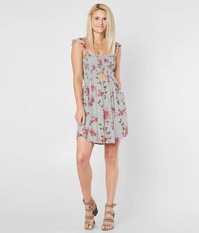 Taylor & Sage Floral Print Dress