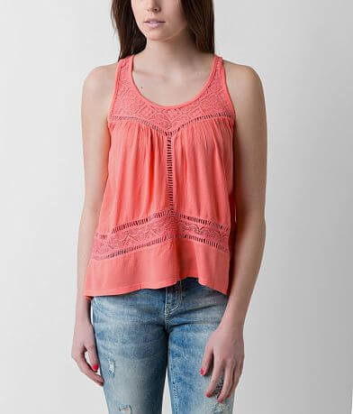 Taylor & Sage High Low Hem Tank Top