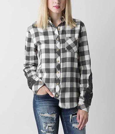 Coco + Jaimeson Plaid Shirt