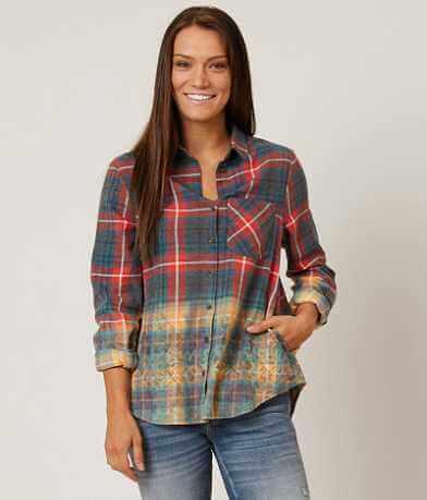 Coco + Jaimeson Flannel Shirt
