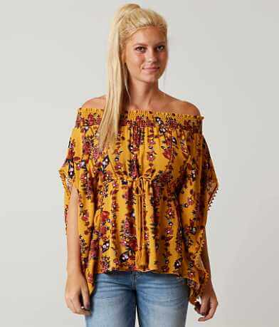 Coco + Jaimeson Off The Shoulder Top